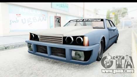 Vincent Kor4 para GTA San Andreas