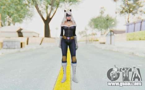 Marvel Future Fight - Black Cat (Claws) para GTA San Andreas segunda pantalla