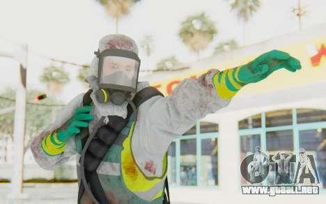 The Division Cleaners - Fumigator para GTA San Andreas