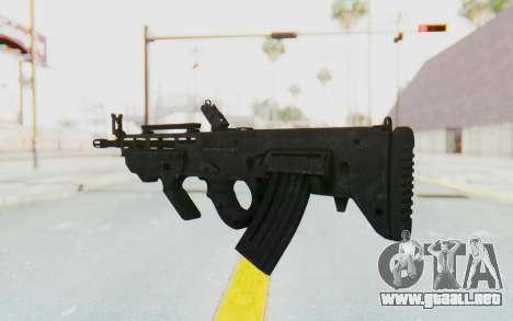 Federation Elite FAD para GTA San Andreas segunda pantalla