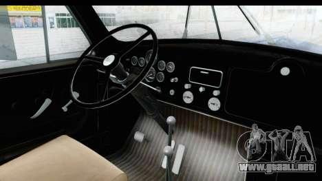 Mack B-61 1953 para visión interna GTA San Andreas