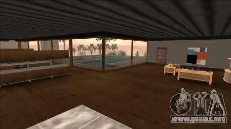 Beta Mulholland Safehouse para GTA San Andreas tercera pantalla