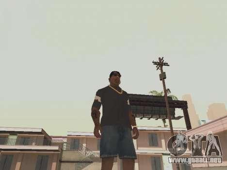 T-shirt soy BATMAN para GTA San Andreas segunda pantalla