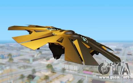 GTA 5 UFO B-2 Style para la visión correcta GTA San Andreas