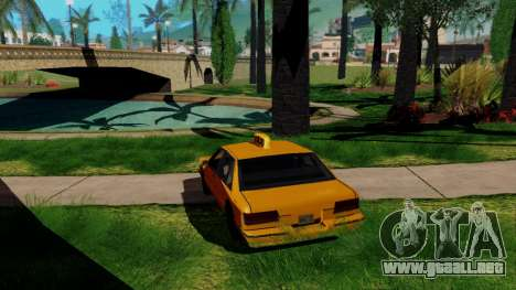 GeForce ENB para PC débil para GTA San Andreas tercera pantalla