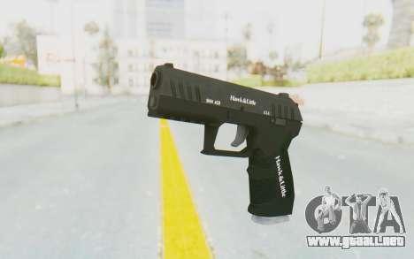 GTA 5 Hawk & Little Combat Pistol para GTA San Andreas segunda pantalla