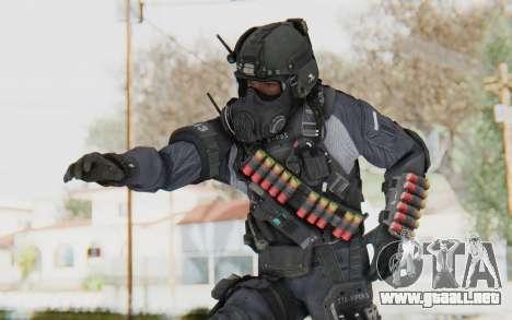 Federation Elite Shotgun Original para GTA San Andreas