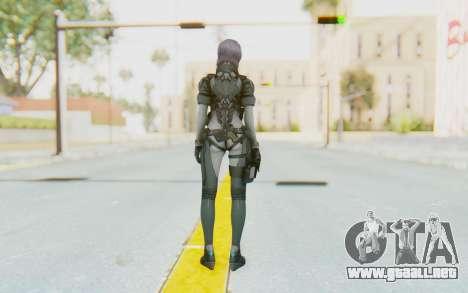 Ghost In The Shell First Assautl Motoko v2 para GTA San Andreas tercera pantalla