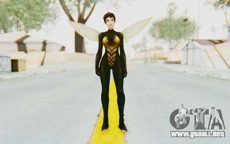 Marvel Future Fight - Wasp para GTA San Andreas segunda pantalla
