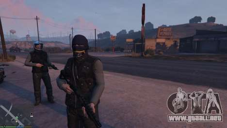 GTA 5 Heist Project 0.4.32.678 segunda captura de pantalla