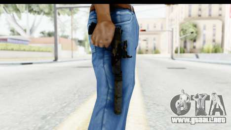 FarCry 3 - Colt 1911 Silenced para GTA San Andreas