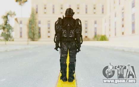 CoD Advanced Warfare ATLAS Soldier 2 para GTA San Andreas tercera pantalla