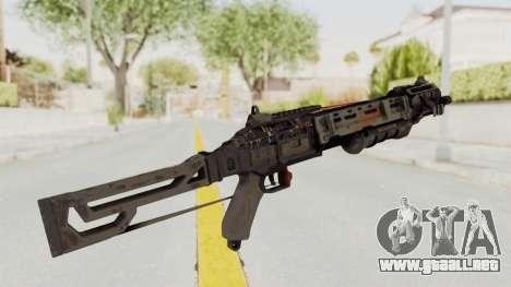 Black Ops 3 - KRM-262 para GTA San Andreas segunda pantalla