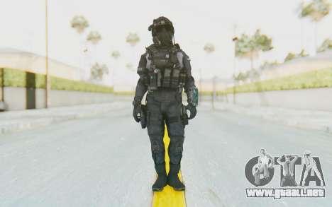 CoD BO2 LAPD v1 para GTA San Andreas segunda pantalla