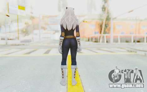 Marvel Future Fight - Black Cat (Claws) para GTA San Andreas tercera pantalla