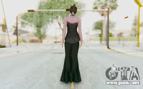 Linda Meilinda Kebaya Dark para GTA San Andreas tercera pantalla