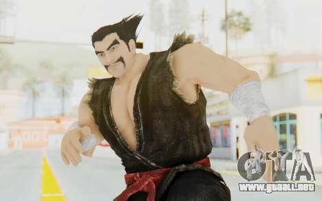 Heihachi Mishima (Young) para GTA San Andreas