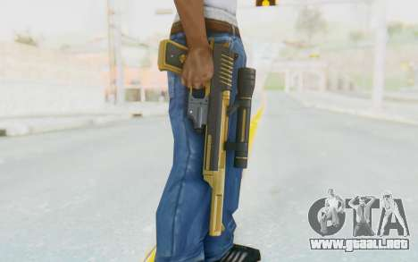 APB Reloaded - ACT 44 Gold para GTA San Andreas tercera pantalla