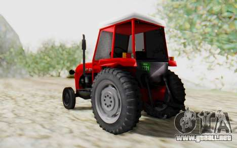 IMT 539 Deluxe para GTA San Andreas left
