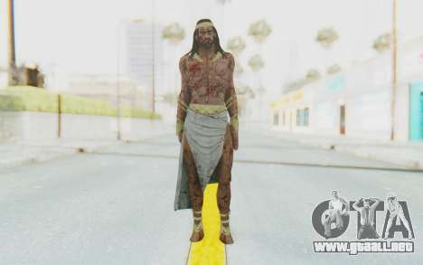 Poseidon v1 para GTA San Andreas segunda pantalla