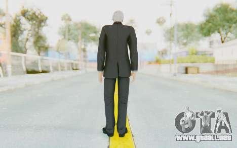 Lee Chaolan para GTA San Andreas tercera pantalla