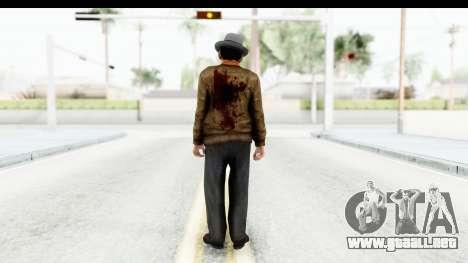 Mafia 2 - Marty Dead para GTA San Andreas tercera pantalla