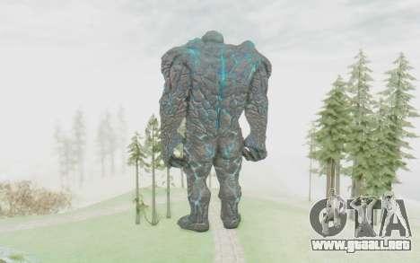 Oceanus para GTA San Andreas tercera pantalla