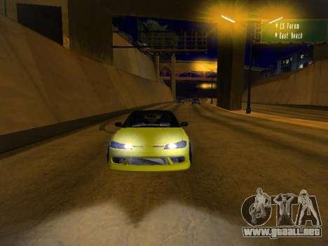 Nissan Silvia S15 para el motor de GTA San Andreas