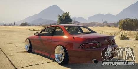 Lexus SC300 para GTA 5