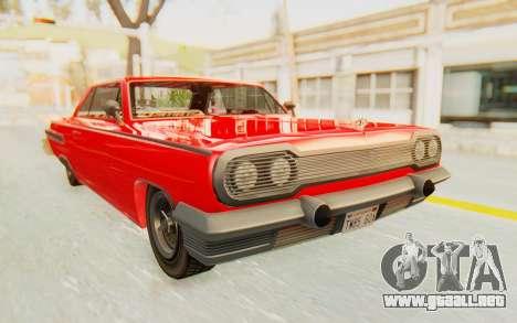 GTA 5 Declasse Voodoo Alternative v2 para GTA San Andreas