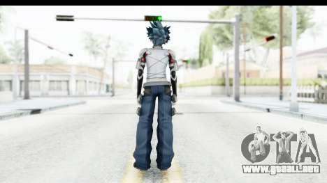 Nata para GTA San Andreas tercera pantalla