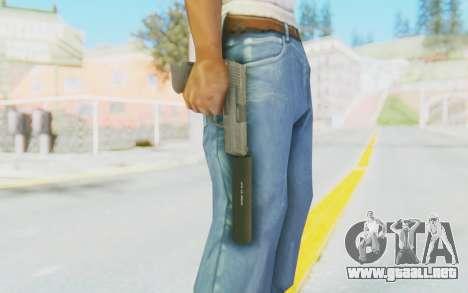 HK45 Silenced para GTA San Andreas