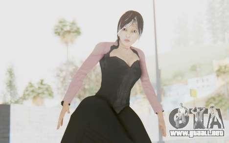 Linda Meilinda Kebaya Dark para GTA San Andreas