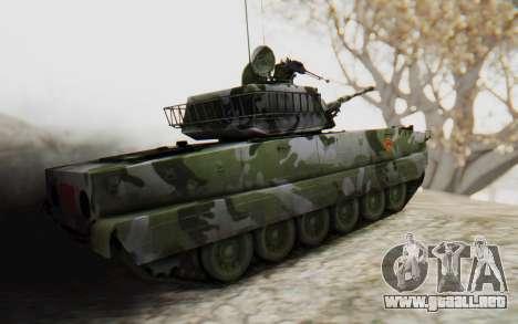 Norinco Type 63 para GTA San Andreas left