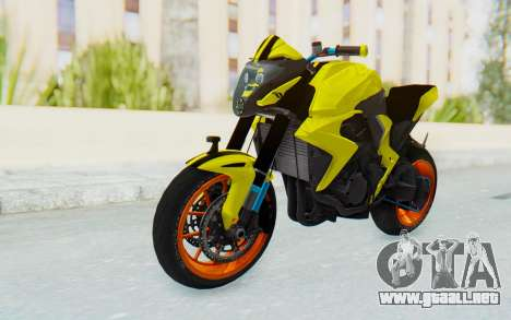 Honda CB1000R para GTA San Andreas