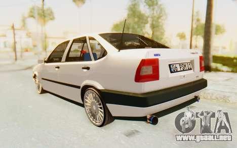 Fiat Tempra Special TR para la visión correcta GTA San Andreas