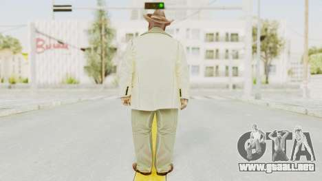 CrimeCraft - The Boss para GTA San Andreas tercera pantalla