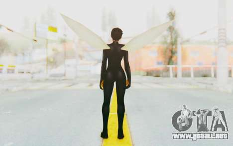 Marvel Future Fight - Wasp para GTA San Andreas tercera pantalla