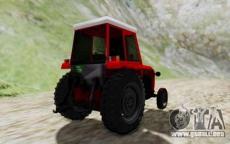 IMT 539 Deluxe para la visión correcta GTA San Andreas