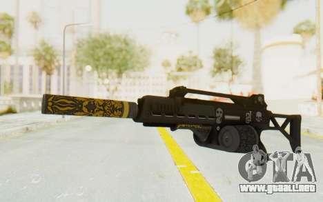 GTA 5 DLC Finance and Felony - Special Carbine para GTA San Andreas