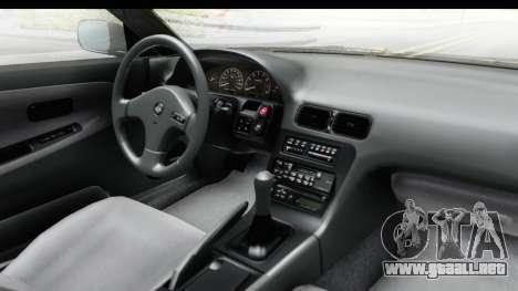 Nissan 240SX 1994 v1 para visión interna GTA San Andreas