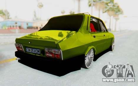Dacia 1300 4x4 para la visión correcta GTA San Andreas