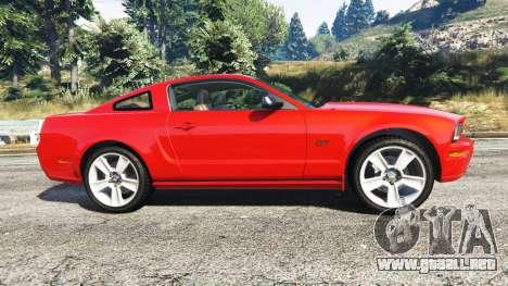 Ford Mustang GT 2005 para GTA 5