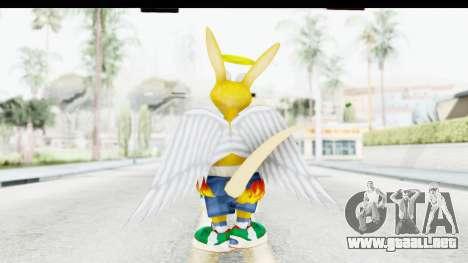 Kao Angel the Kangaroo Round 2 para GTA San Andreas tercera pantalla