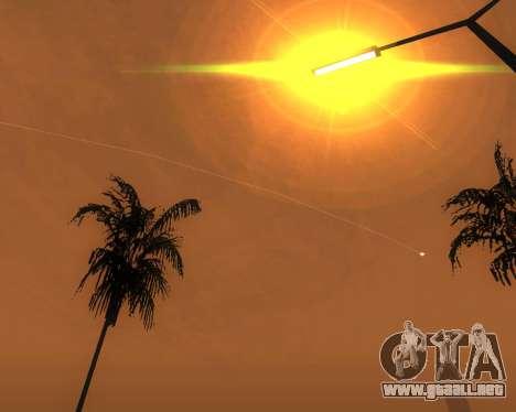 Realista ENB por medio de la PC V. 1 para GTA San Andreas sexta pantalla