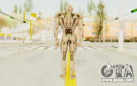 Marvel Heroes - Ultron Prime (AOU) para GTA San Andreas tercera pantalla