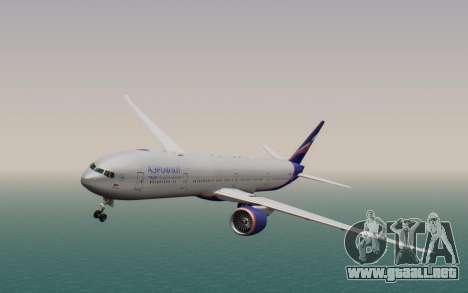 Boeing 777-300ER Aeroflot para GTA San Andreas