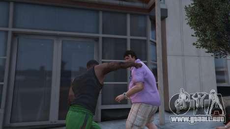 Knockout para GTA 5