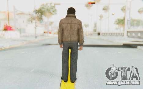 Mafia 2 - Joe Barbaro DLC para GTA San Andreas tercera pantalla
