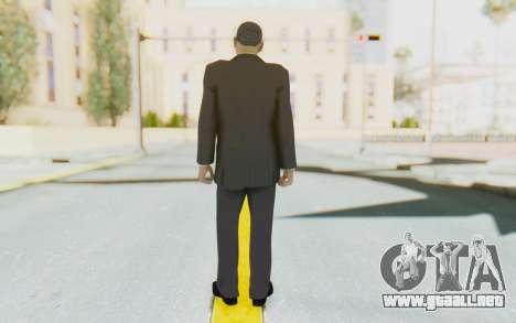 Barack Obama Skin para GTA San Andreas tercera pantalla